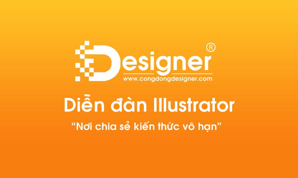 Diễn đàn Illustrator Việt Nam