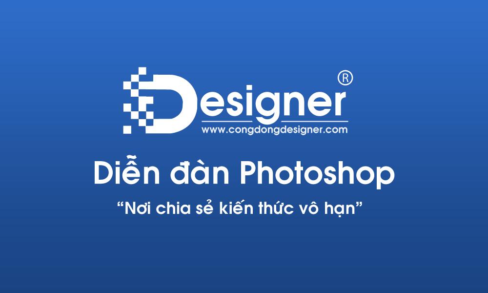 Diễn đàn Photoshop Việt nam