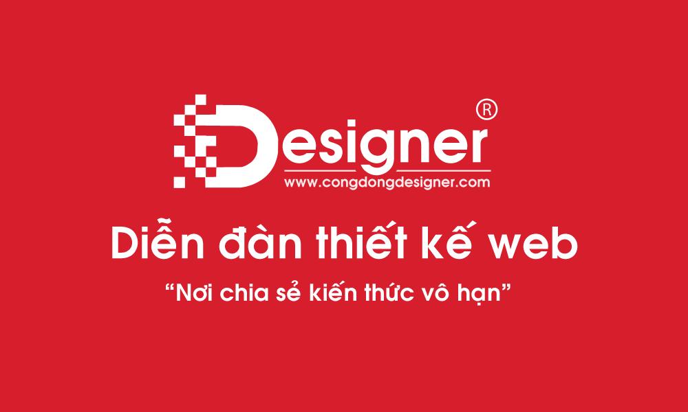 Diễn đàn thiết kế web Việt Nam