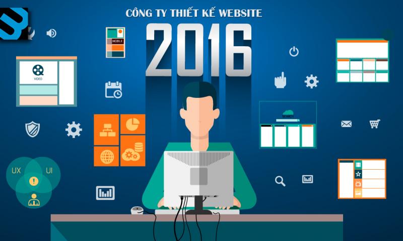 Đánh giá công ty thiết kế website Việt Nam 2016