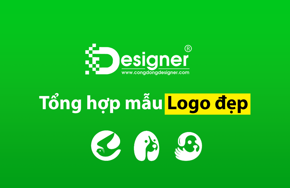 Logo dep, mẫu logo đẹp