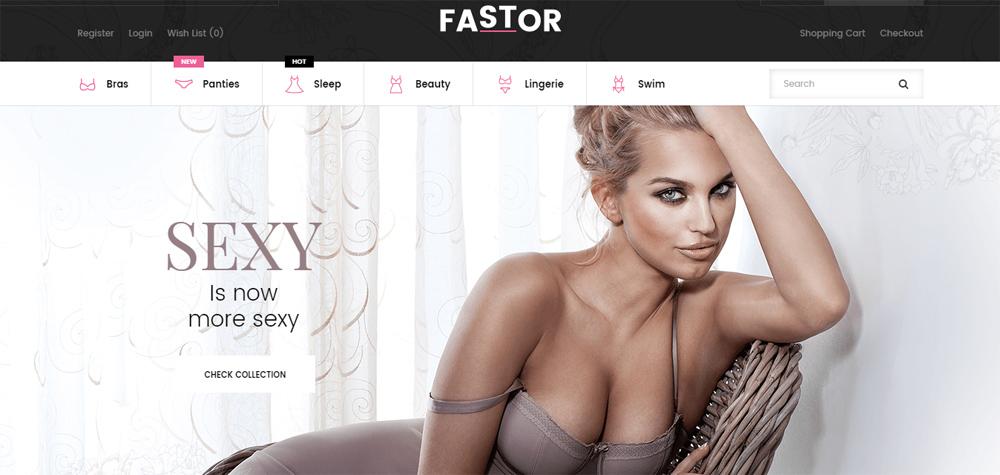 mẫu website thương mại điện tử đẹp nhất
