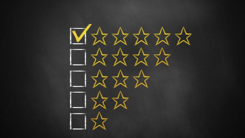 [Quảng cáo Adwords] Thử nghiệm thay thế đánh giá màu vàng