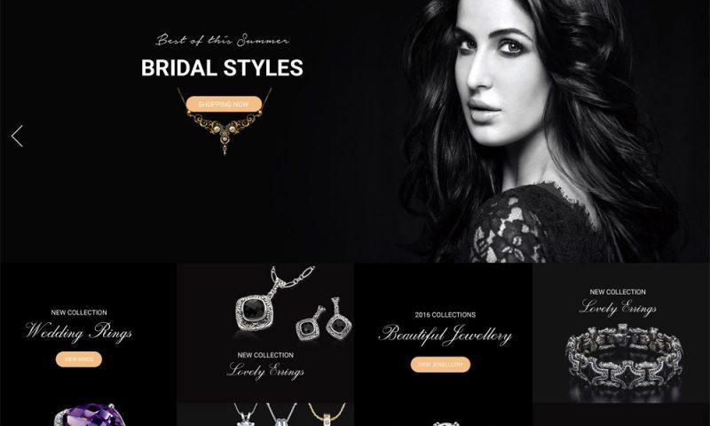 Mẫu website thương mại điện tử đẹp tháng 6/2016