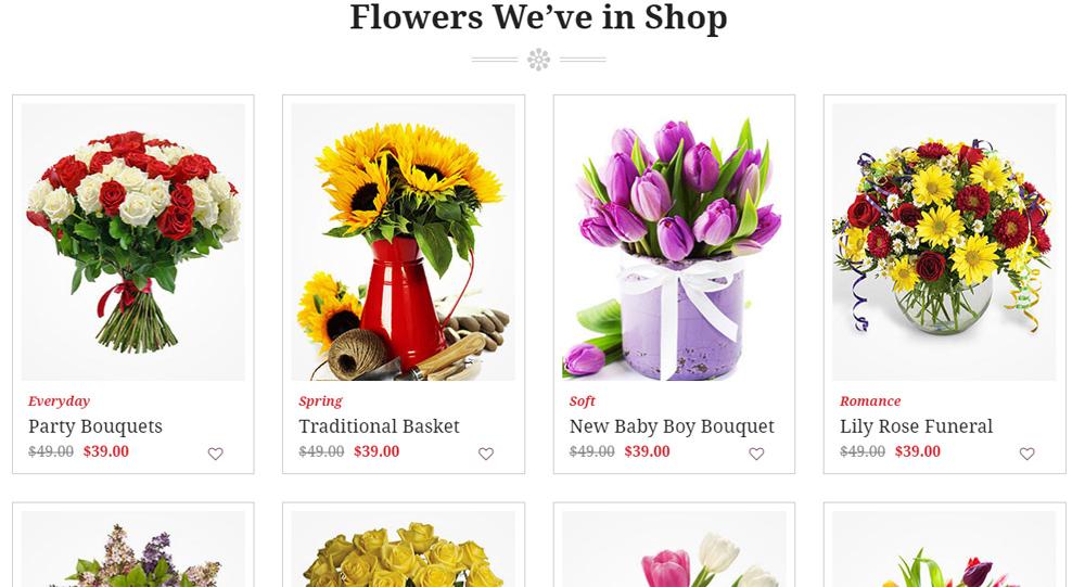 thiết kế website bán hoathiết kế website bán hoa