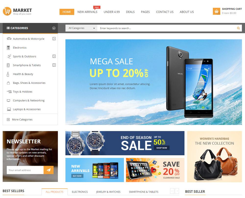 website thương mại điện tử b2b