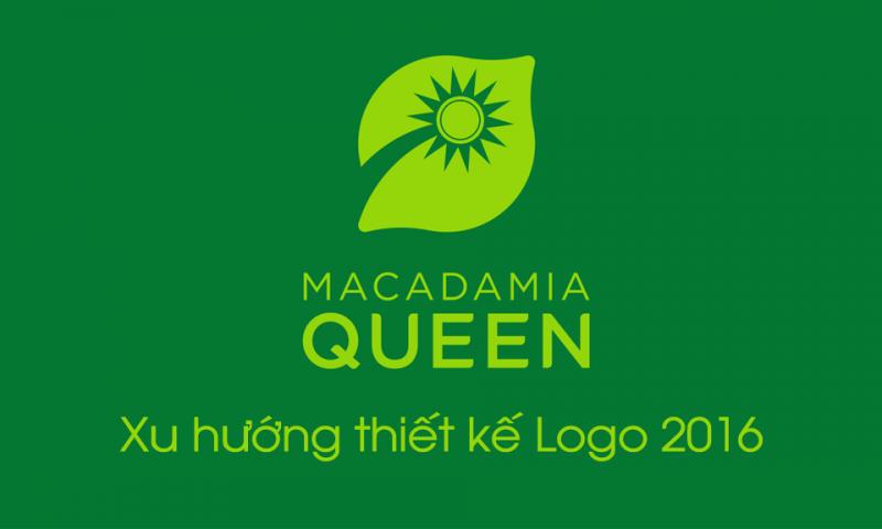 10 Xu hướng thiết kế Logo năm 2016