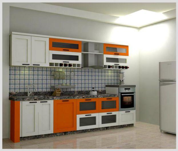 15 mẫu tủ bếp chữ I hiện đại (ảnh 12)