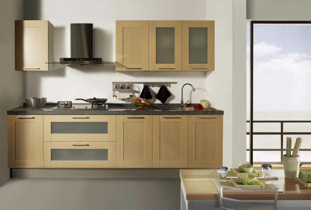 15 mẫu tủ bếp chữ I hiện đại (ảnh 11)
