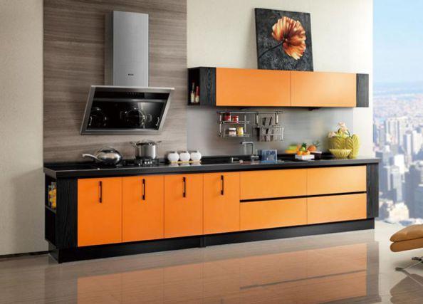 15 mẫu tủ bếp chữ I hiện đại (ảnh 5)