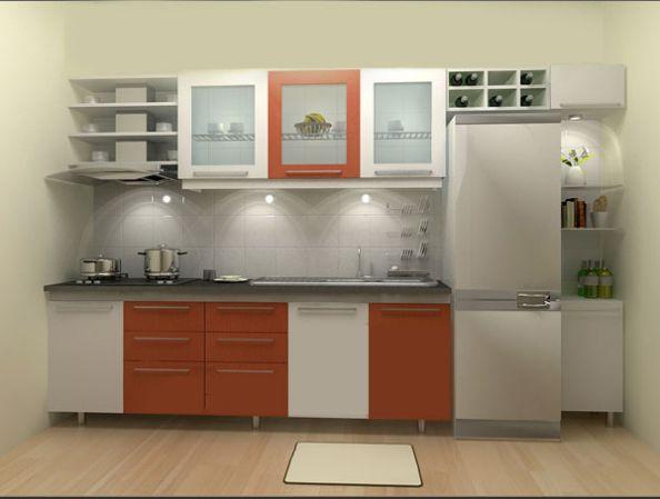 15 mẫu tủ bếp chữ I hiện đại (ảnh 4)
