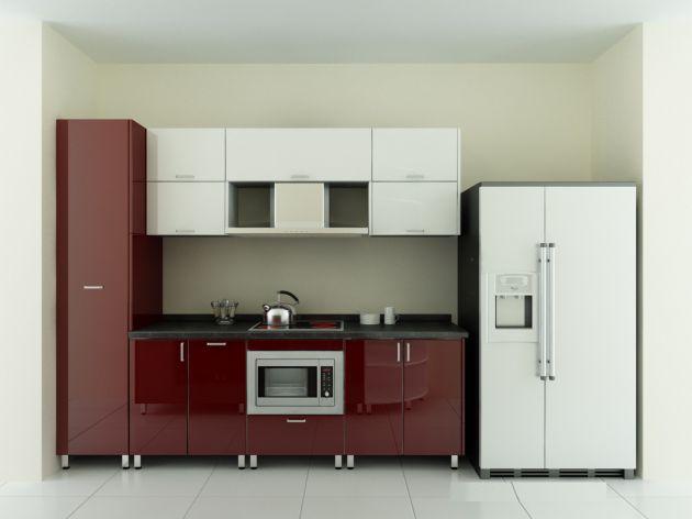 15 mẫu tủ bếp chữ I hiện đại (ảnh 7)