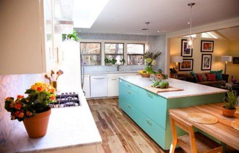 Khám phá phong cách Eclictic tủ bếp đẹp ấn tượng