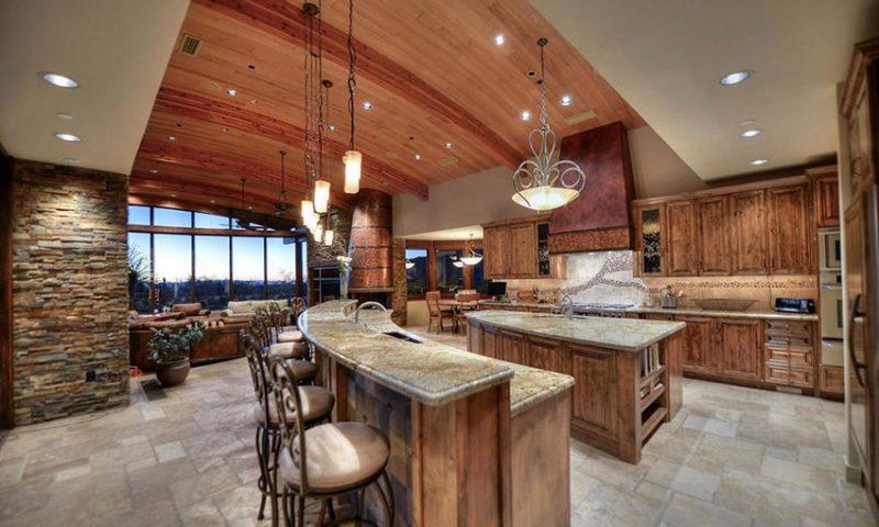 35 ý tưởng tuyệt vời cho người yêu thích tủ bếp gỗ