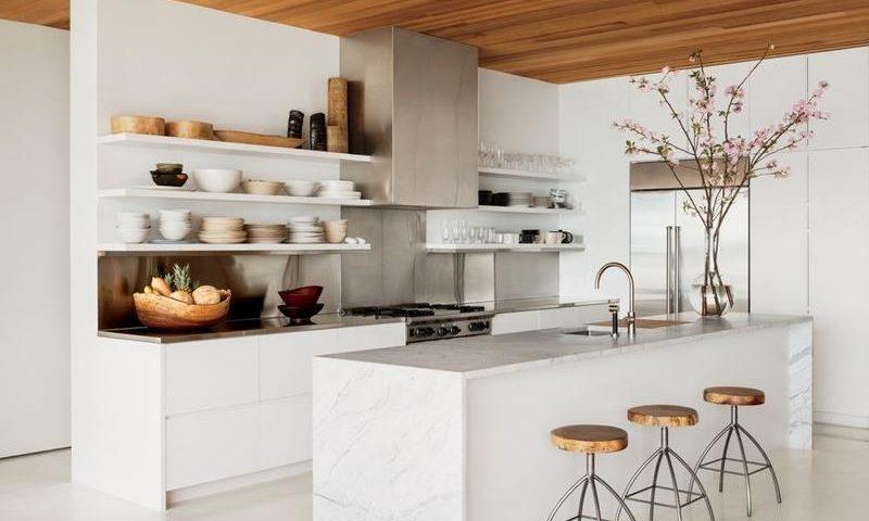 20 Ý tưởng cho tủ bếp hình chữ U đẹp, hiện đại
