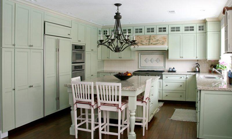 Đánh cắp 25 ý tưởng cho tủ bếp chữ U siêu đẹp