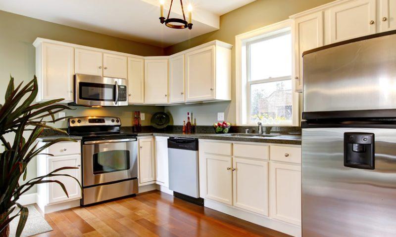 36 mẫu tủ bếp đẹp kết hợp 2 trong 1 siêu tiện dụng