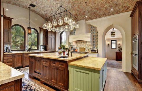 23 ý tưởng độc cho tủ bếp phong cách Tây Ban Nha