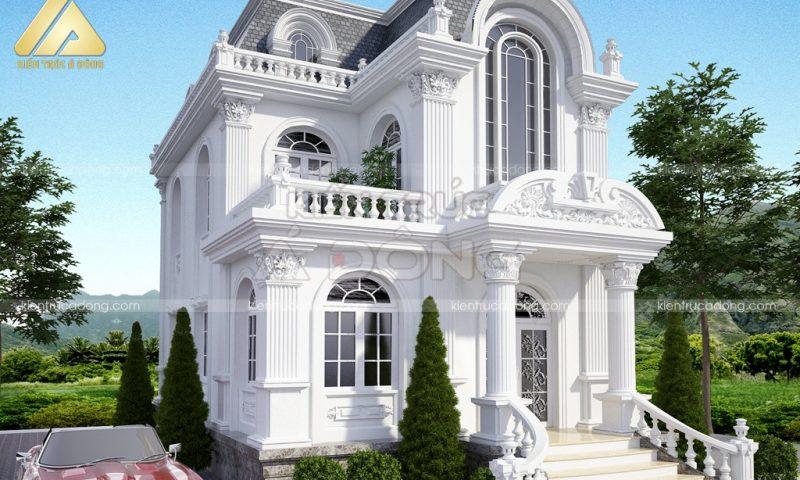 Chia sẻ 100 mẫu biệt thự cổ điển độc đáo